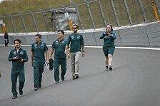 Formel 1 Ticker-Nachlese Zandvoort: Die Pressekonferenz