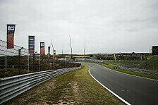 Formel 1 - Fahrer feiern Zandvoort: Kein Platz für Fehler