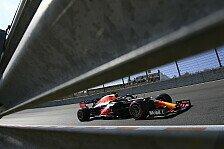 Formel 1 Zandvoort, Verstappen gewinnt Qualifying-Generalprobe
