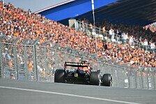 Formel 1, Zandvoort übertrifft alles: Episch, geil, mehr davon