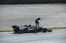 Formel 1, Mercedes: Motorstrafe für Hamilton ist kein Muss