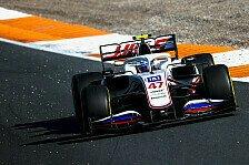 Formel 1 Zandvoort: Schumacher vor Williams, Mazepin stopft weg