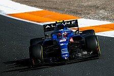 Formel 1, Alpine: Ocon euphorisch, Alonso bleibt realistisch