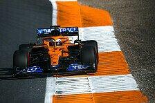 Formel 1, McLaren bricht ein: Ricciardo & Norris verzweifeln