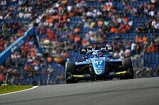 Formel 3 Zandvoort, R2: Martins-Sieg, Schumacher mit Aufholjagd