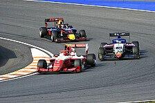 Formel 3 Zandvoort - R1: Leclerc gewinnt, Schumacher nur P14