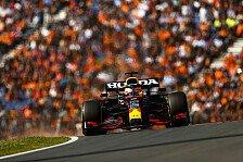 Formel 1 Zandvoort-Qualifying: Verstappen auf Pole, Vettel K.o.