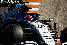 Formel 1, Doppel-Crash in Zandvoort: Williams fürchtet Strafe