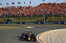 Formel 1 2021: Niederlande GP - Samstag