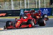 Formel 1, Sainz: Schlechte Form in Zandvoort lag am Auto
