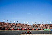 Formel 1 2021, Zandvoort-Wetter: Sonne folgt auf Spa-Regenchaos