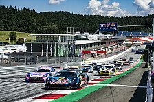 DTM: Liam Lawson siegt mit Red-Bull-Ferrari in Spielberg