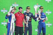 Formel 3 2021: Niederlande GP - Rennen 16-18