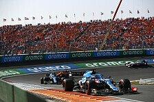 Formel 1, Alonso trotz Beinahe-Unfällen auf P6: Reines Glück!