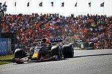 Formel 1, Zandvoort: Verstappen feiert dominanten Heimsieg