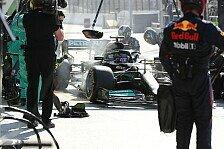Formel 1, Mercedes gesteht: Mit Hamilton-Taktik verkalkuliert