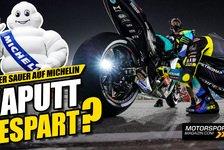 MotoGP - Video: Lotterie in der MotoGP: Was ist mit den Reifen los?