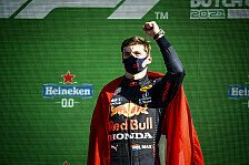 Formel 1 Ticker-Nachlese Zandvoort: Stimmen zum Verstappen-Sieg