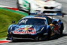 DTM Norisring: Lawson Trainings-Bester - Wittmann wieder hinten