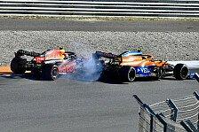 Formel 1, Perez ärgert sich über Norris und Mazepin: Unnötig