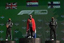 Formel 1 2021: Niederlande GP - Atmosphäre & Podium