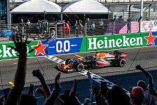 Formel 1 2021: Niederlande GP - Rennen