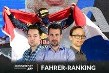 Formel-1-Noten Zandvoort: Super-Max rasiert, Mazepin kassiert
