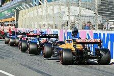 Formel 1 Zandvoort: Michael Masi erklärt Boxengassen-Stau