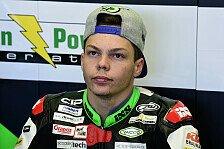 Maximilian Kofler verliert Moto3-Platz im CIP-Team