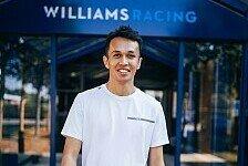 Albon: Fast Indycar statt Formel 1? Mit Grosjean gesprochen