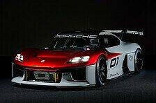 Porsche Mission R: 1.000-PS-Rennwagen als Konzept vorgestellt