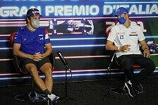 Formel 1 2021: Italien GP - Vorbereitungen Donnerstag