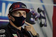 Formel 1, Verstappen muss nicht Weltmeister werden: Kein Stress