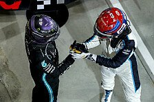 Formel 1, Hamilton bereit für Russell: Wird sicher einheizen