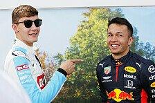 Formel 1, Williams bekam Rat von Russell: Alex Albon empfohlen