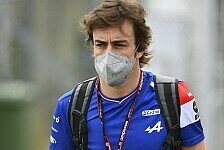 Formel 1, Alonso rügt sein Glück: Dieses Jahr im Stich gelassen