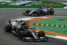 Formel 1 2021: Italien GP - Freitag