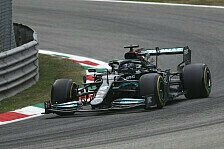 Formel 1 Monza, 1. Training: Hamilton klar vor Verstappen