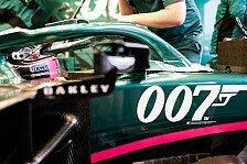 Formel 1 - Video: Formel 1: Vettel wird zum Stuntman: Die Bond Driving Challenge!