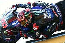 MotoGP Aragon FP3: Quartararo voran, Marc Marquez stürzt erneut