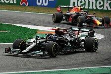 Formel 1, Monza-Qualifying: Bottas sticht Hamilton aus