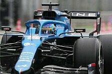 Formel 1, Alonso-Fehler kostet Q3-Chance: Rückschlag in Monza