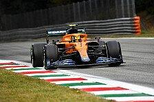 Formel 1, McLaren droht Red Bull: Monza-Pace kein Ausreißer