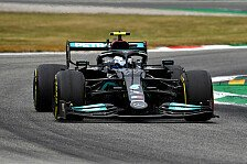 Formel 1 Monza: Motorwechsel! Startplatzstrafe für Bottas