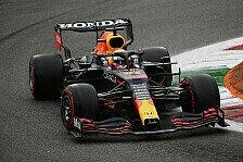 Formel 1, Pérez für Verstappen geopfert: Halbe Sekunde gewonnen