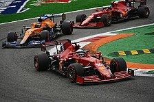 Formel 1, McLaren-Sieg kommt für Carlos Sainz ein Jahr zu spät
