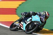 Moto3 Aragon: Darryn Binder holt zweite Saison-Pole