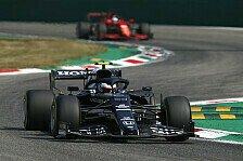 Formel 1: Monza wird für AlphaTauri zum Desaster