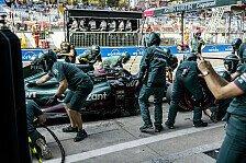 Formel 1 - Video: Formel 1: So bereitet sich das Vettel-Team auf ein Rennen vor