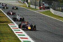 Formel 2 Monza: Daruvala gewinnt, Beckmann verpasst Podium
